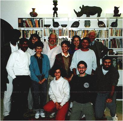 Zoo_Trainees_JWPT_with_Gerald_and_Lee_Durrell_1987