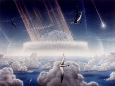 Don Davis image Dinosaurs Extinction Evolution Literacy