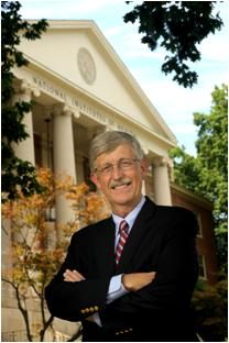 Francis Collins at NIH