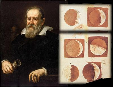 Galileo Galilei Evolution Literacy