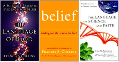 Spiritual Trilogy Francis Collins Books