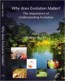 Why Evolution Matters Book - Evolution Literacy