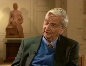 Edward O Wilson BBC2 Evolution Literacy Paz-y-Mino-C