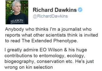 Richard Dawkins Evolution Literacy Paz-y-Mino-C