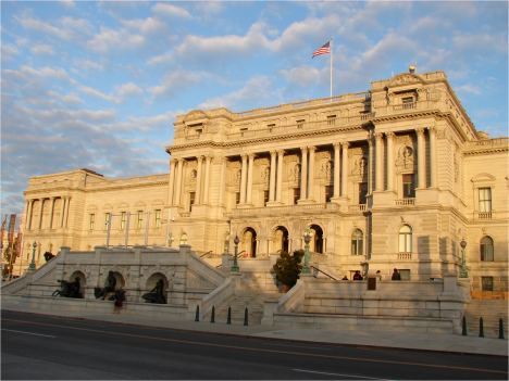 A Library of Congress Washington - Photo G-Paz-y-Mino-C 2010