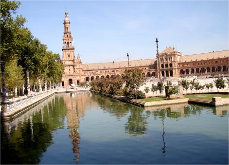 A - Plaza de Espanha - Seville - Photo G-Paz-y-Mino-C 2015