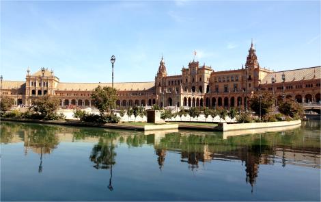 B - Plaza de Espanha - Seville - Photo G-Paz-y-Mino-C 2015