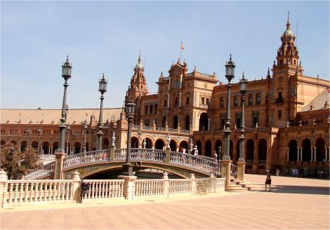 C - Plaza de Espanha - Seville - Photo G-Paz-y-Mino-C 2015