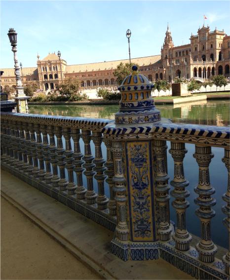 E - Plaza de Espanha - Seville - Photo G-Paz-y-Mino-C 2015
