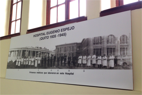 Eugenio Espejo Hospital Quito - Photo G-Paz-y-Mino-C 2015