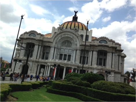Fine Arts Palace Mexico DF - Photo G-Paz-y-Mino-C 2015