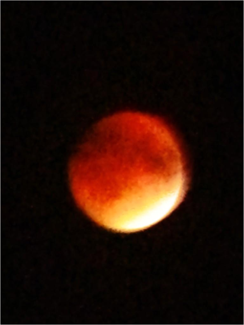 H Lunar Eclipse Newport - Photo G-Paz-y-Mino-C Sep 27 2015