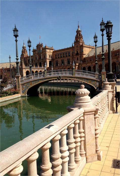 H - Plaza de Espanha - Seville - Photo G-Paz-y-Mino-C 2015
