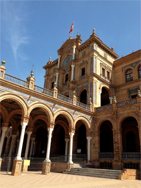I - Plaza de Espanha - Seville - Photo G-Paz-y-Mino-C 2015