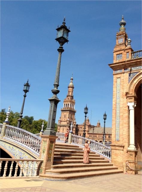 J - Plaza de Espanha - Seville - Photo G-Paz-y-Mino-C 2015