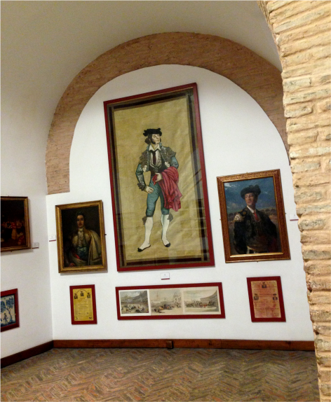 J - Seville Bullfight Museum _ Photo G-Paz-y-Mino-C 2015