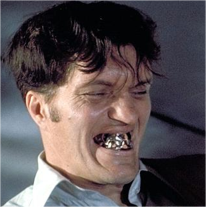 Jaws Richard Kiel actor Bond Movies TWO