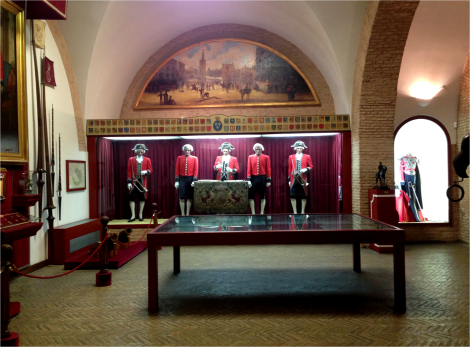 L - Seville Bullfight Museum _ Photo G-Paz-y-Mino-C 2015