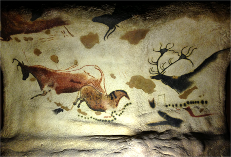 Lascaux Replica Museum of Anthropology Mexico - Photo G-Paz-y-Mino-C 2015