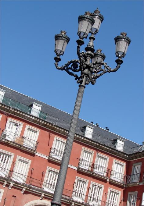 Madrid Corner 2010