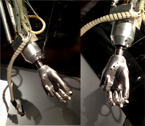 Minsky Arm 1967-1973 MIT Museum of Science Photo G-Paz-y-Mino-C 2016