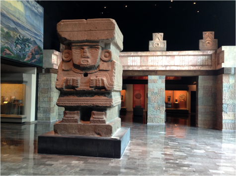 Monolith Museum of Anthropology Mexico - G-Paz-y-Mino-C 2015