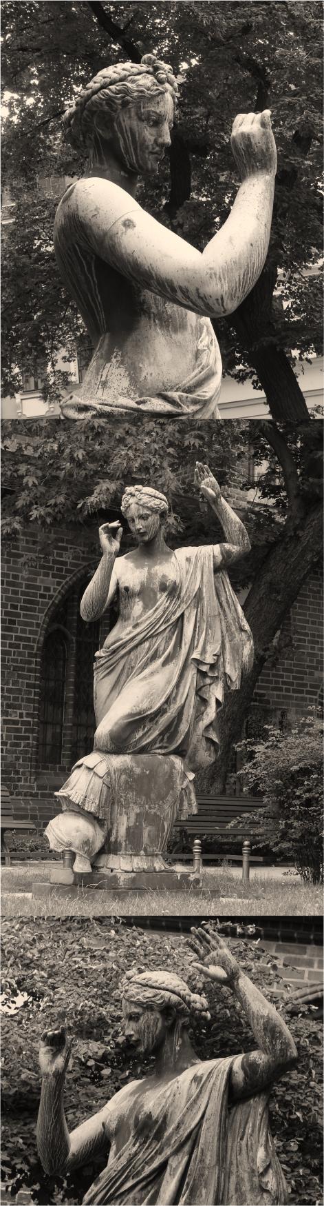 Statue Berlin 2011
