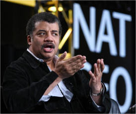 Neil deGrasse Tyson Photo Richard Shotwell