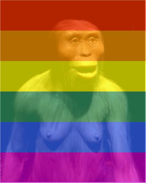Lucy's Pride Australopithecus afarensis - Photo G-Paz-y-Mino-C 2015