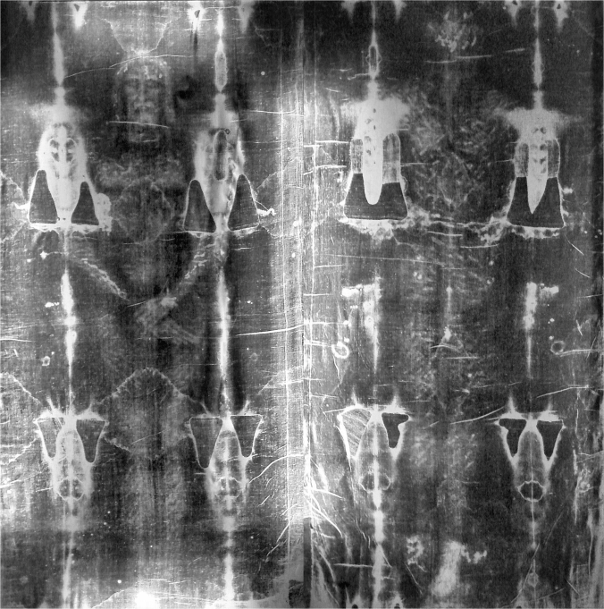 B - Shroud of Turin 2015