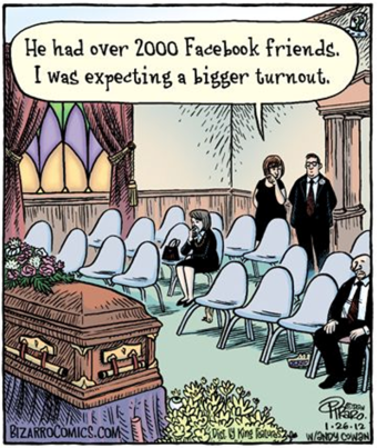 Cartoon BizarroComics - EvoLiteracy 2016