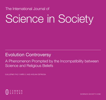 Cover Int Journal Science Society Paz-y-Mino-C and Espinosa 2015