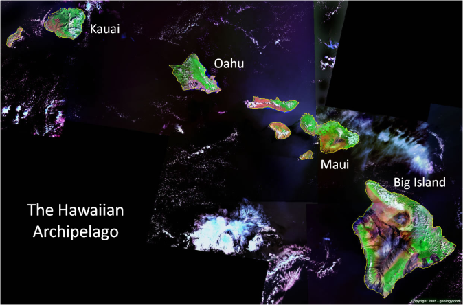The Hawaiian Archipelago Geology Com