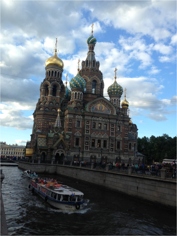Church of the Savior on Spilled Blood St Petersburg - Photo G-Paz-y-Mino-C 2016