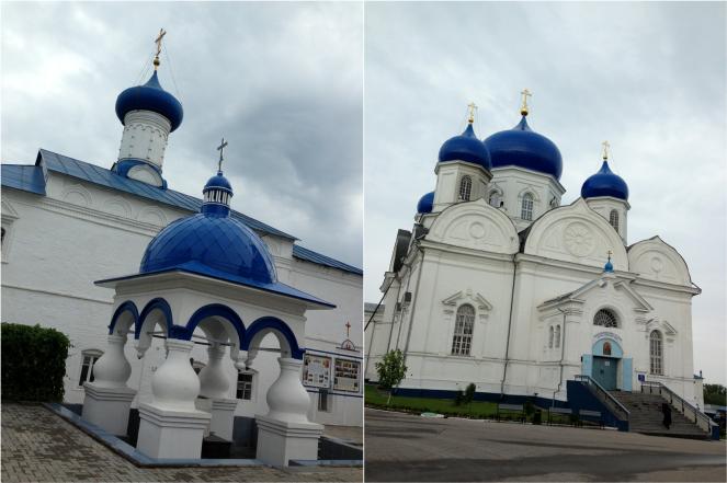 Convent Bogolyubovo Vladimir region Russia - Photo G-Paz-y-Mino-C 2016