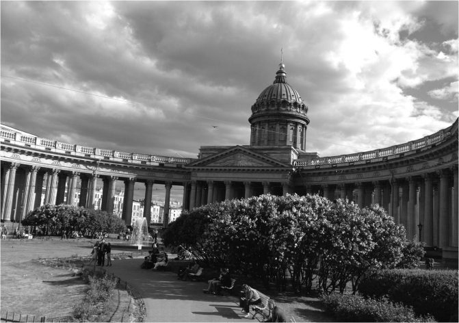 Kazan Cathedral St Petersburg - Photo G-Paz-y-Mino-C 2016