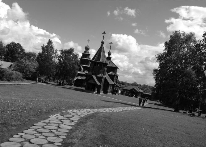 Old Village Suzdal Russia - Photo G-Paz-y-Mino-C 2016