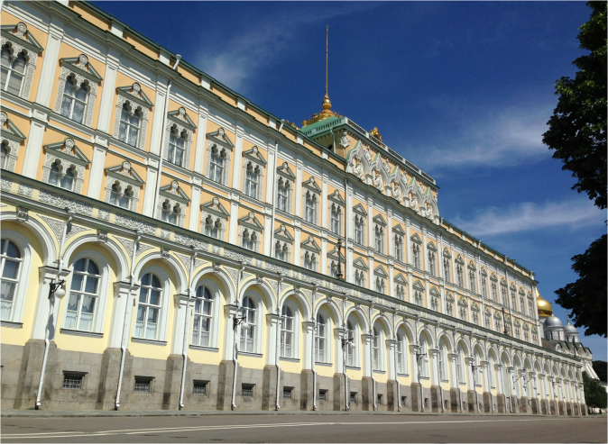 The Grand Kremlin Palace Moscow - Photo G-Paz-y-Mino-C 2016