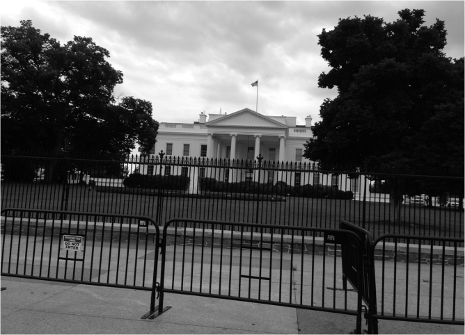 H The White House Washington DC - Photo G-Paz-y-Mino-C 2016
