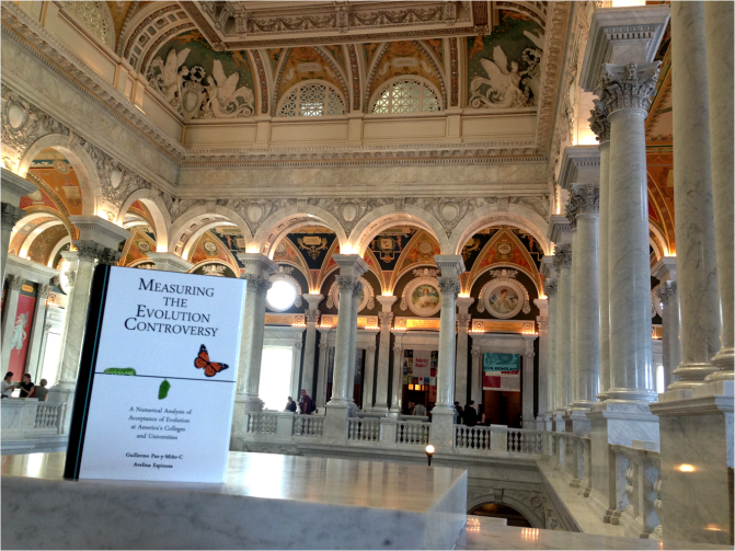 MTEC at Library of Congress US - Photo G-Paz-y-Mino-C 2016