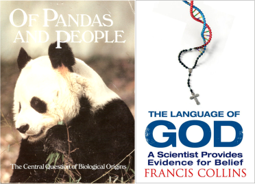 Of Pandas And People - The Language of God