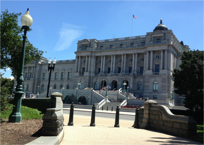 Panoramic Library of Congress - Photo G-Paz-y-Mino-C 2016