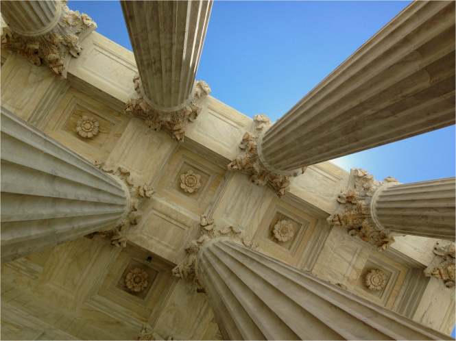 Pillars US Supreme Court - Photo G-Paz-y-Mino-C 2016