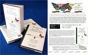 measuring-the-evolution-controversy-books-and-flyer-paz-y-mino-c-espinosa-2016
