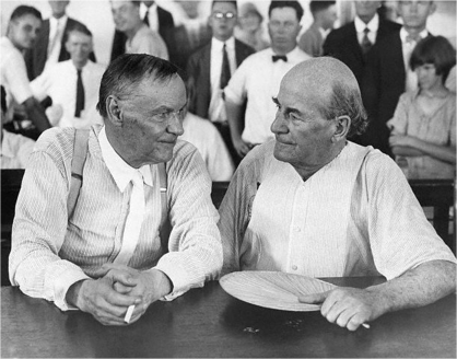 clarence-darrow-william-jennings-bryan-scopes-trial-evoliteracy